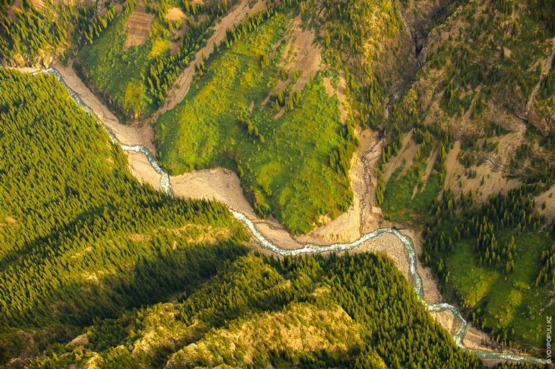 Birds Eye Views of Kazakhstan