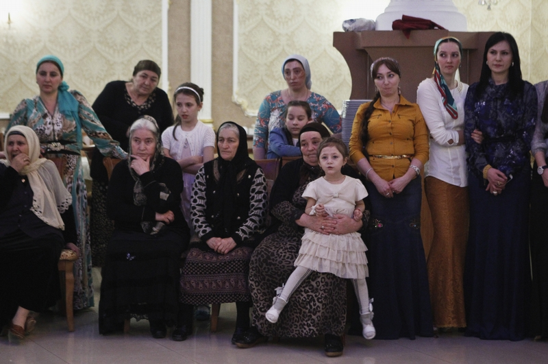 Another Side of Chechnya