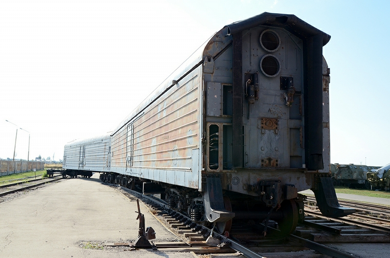 Russian Death Train