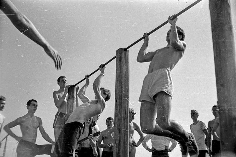 Physical Culture In the USSR