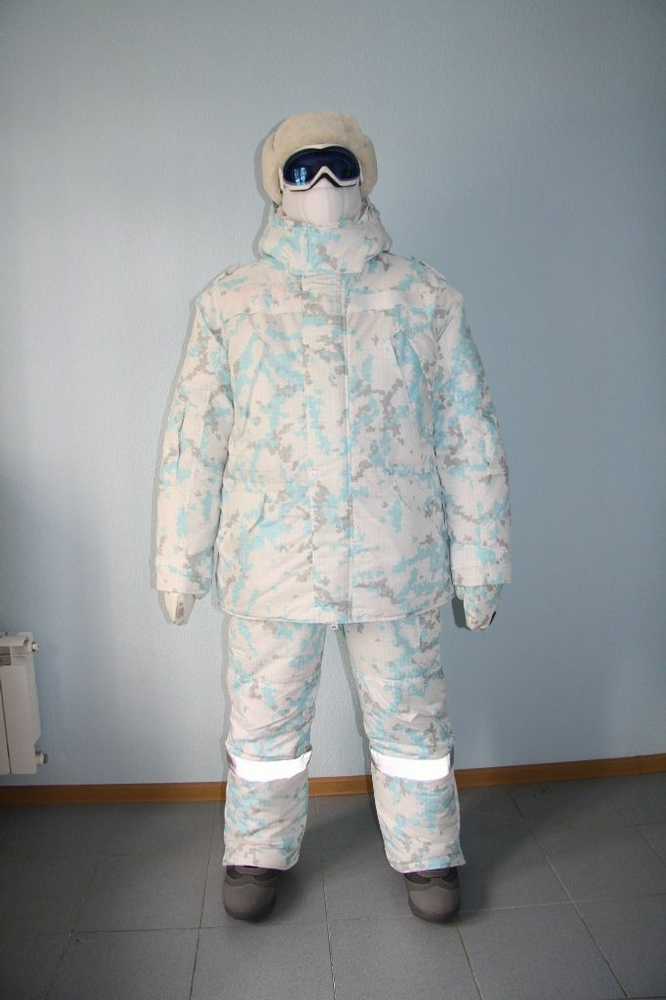 New Polar Climate Uniform For the Arctic Boardguards