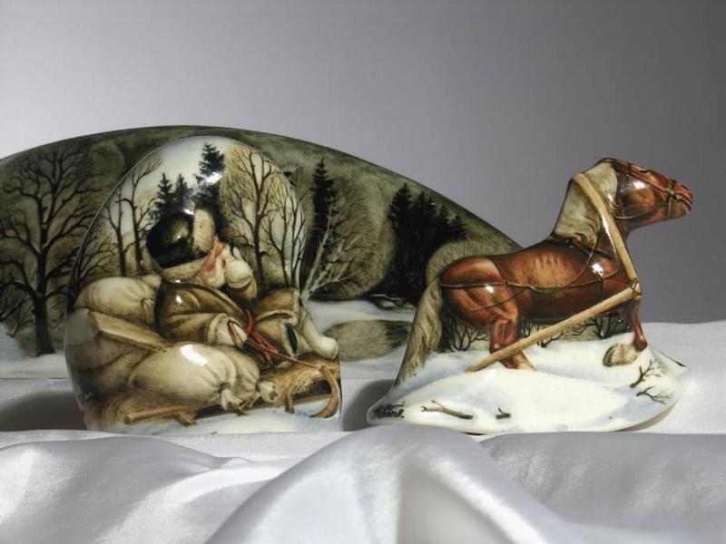 Porcelain Russia