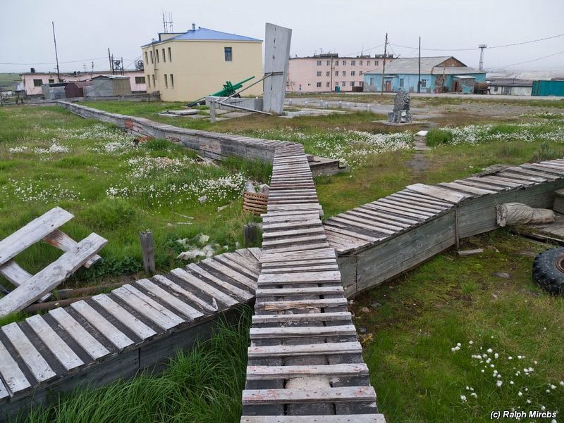 Post Soviet Existance of the Northern City