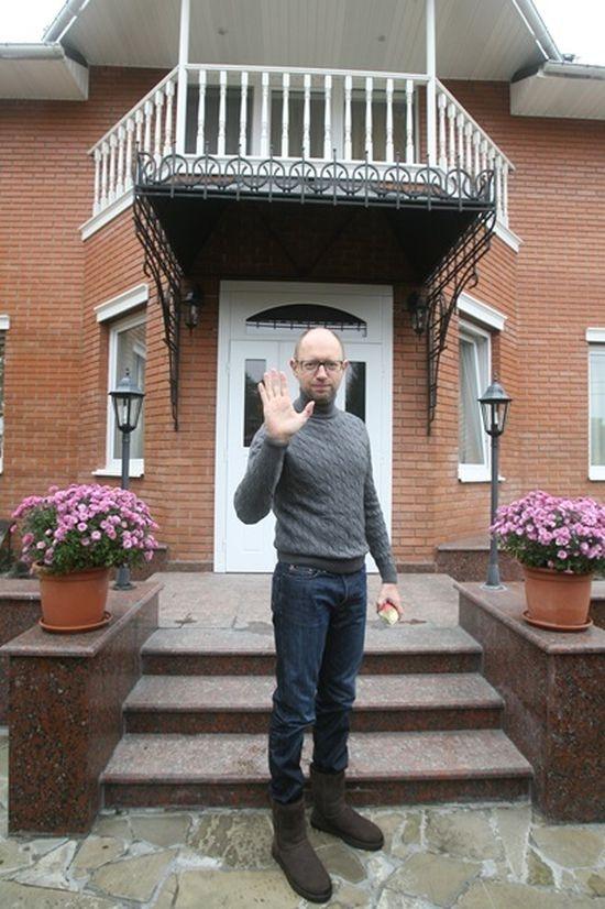 Visiting Presidential Candidates of Ukraine
