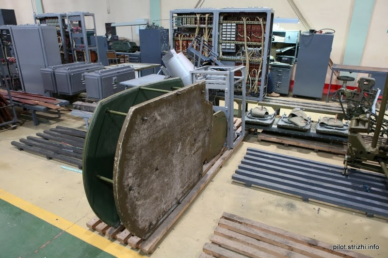 Repair of Air Defence Systems