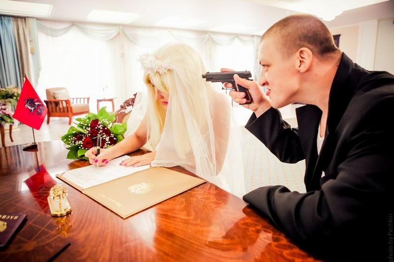 Redneck Wedding