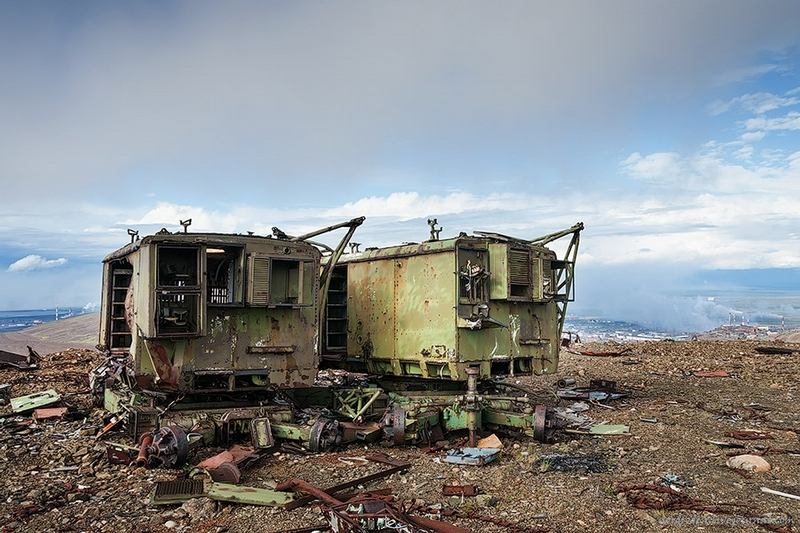 The Abandoned Military Unit: Radar Remnants