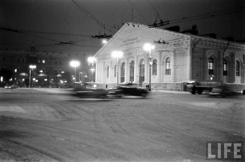 Winter In Moscow 1959