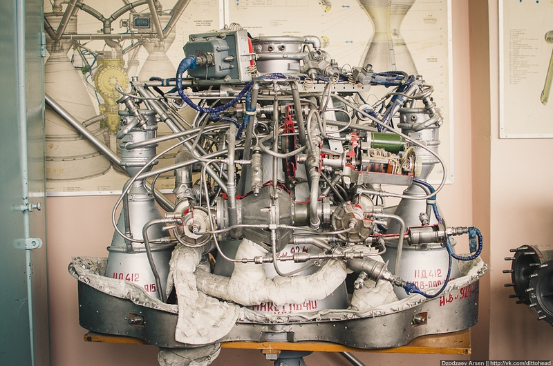 The Very Heart of the Rocket