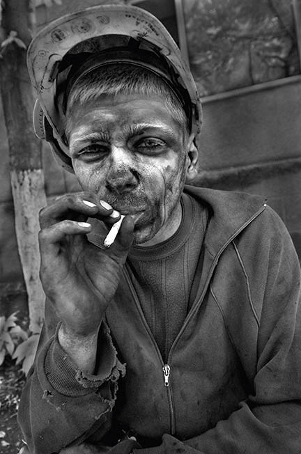 Photo Portraits of Russian People By George Rozov