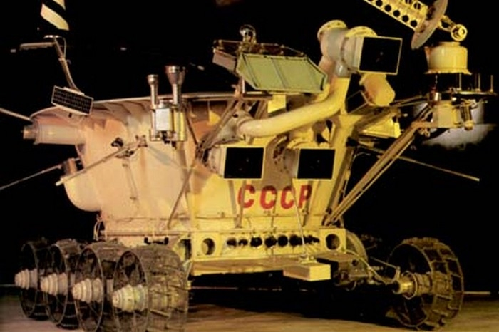 What Has Been Done by Russians on the Moon?