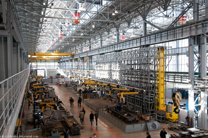 Modern Russian Technology Park