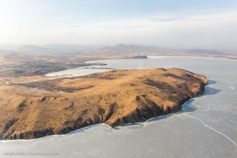 Winter Flight In the Russian Far East