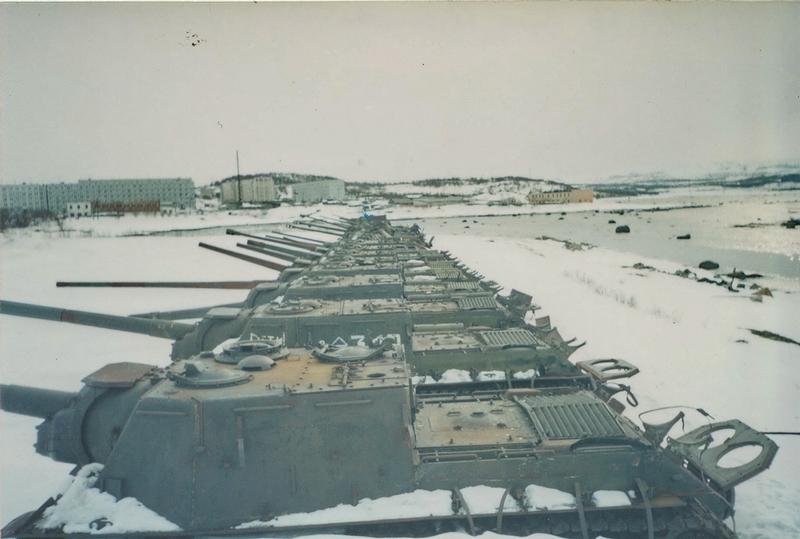Iron Warriors of the Northen Fleet