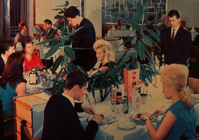 Soviet Maritime Voages: Vodka, Crabs And Germans