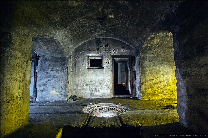 Inside the Underground Fortress City [23 photos]
