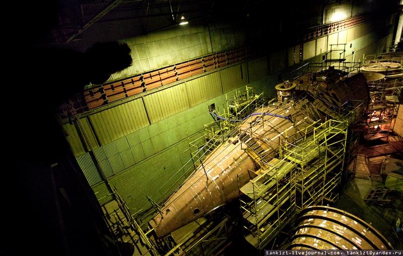 Unfinished Submarines