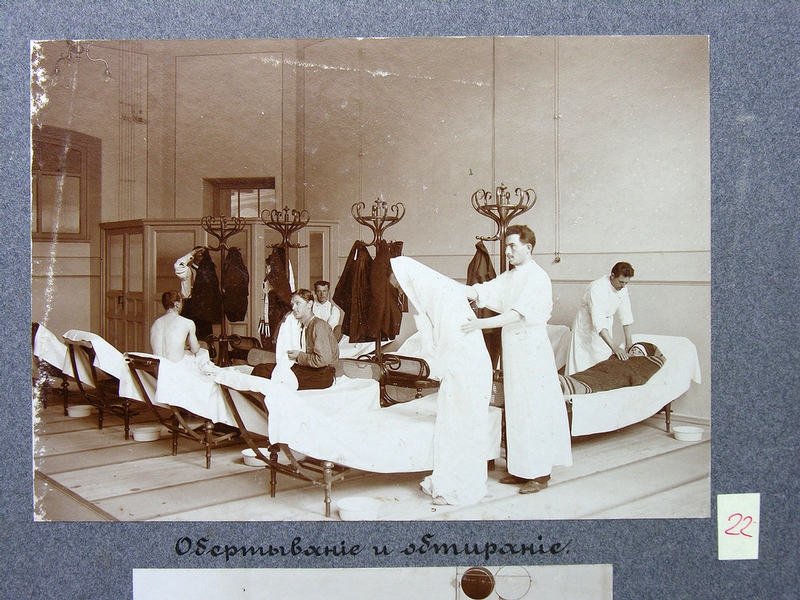 Health Improving 100 Years Ago