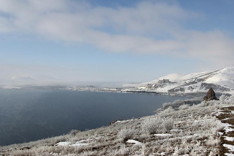 Wonderful Lake In Armenia