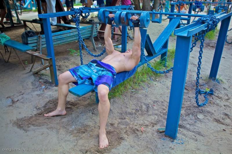 Kiev Gym 2 17