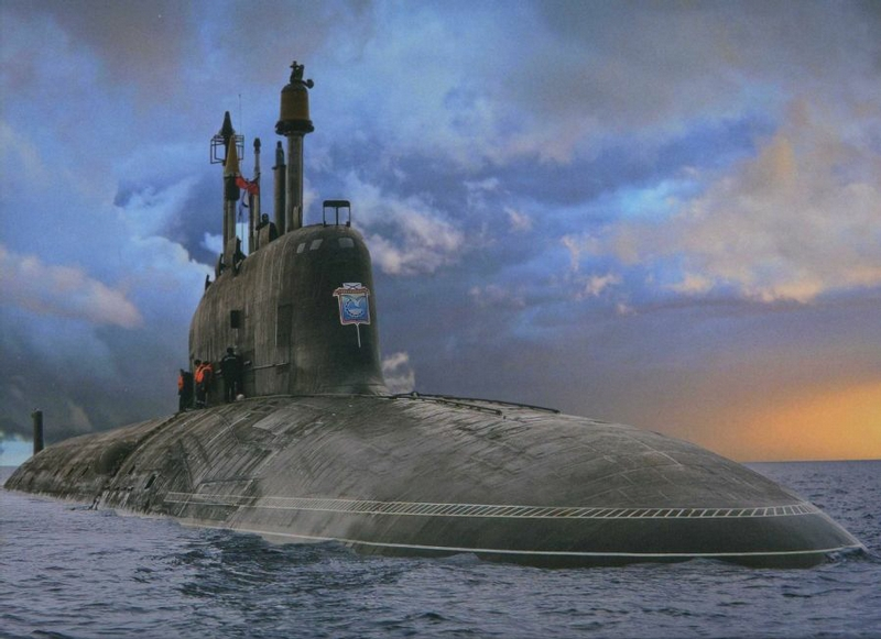Nuclear Cruiser of New Generation