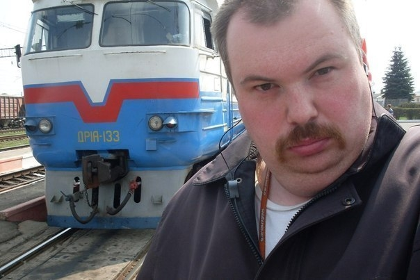 Me And Locomotives