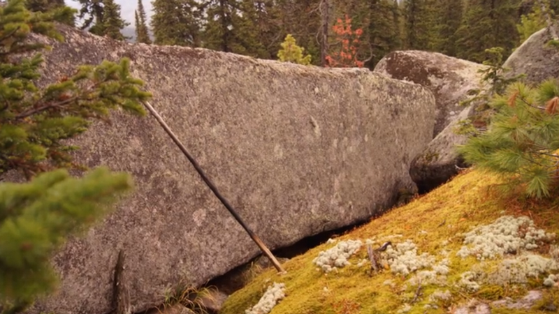 Huge Mysterious Megaliths