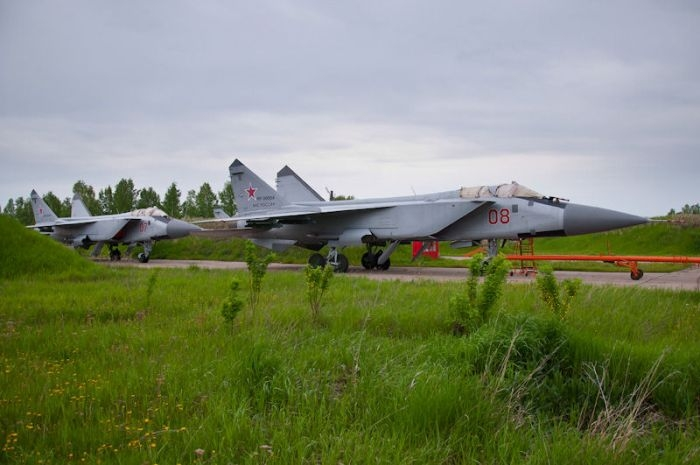 Largest Siberian Air Base