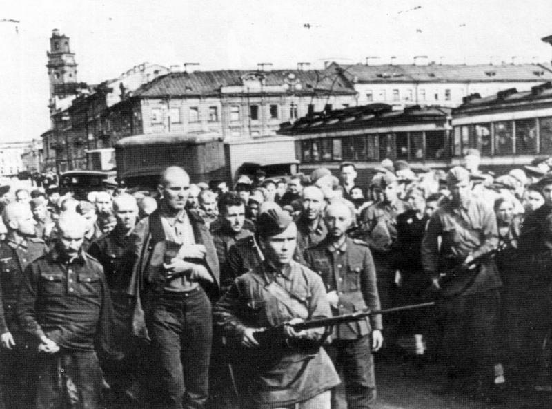 In Sieged Leningrad