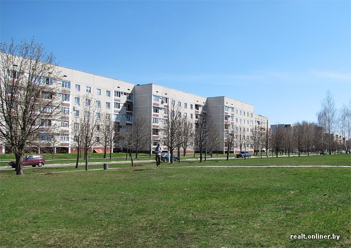 The City Built By the Eight Soviet States