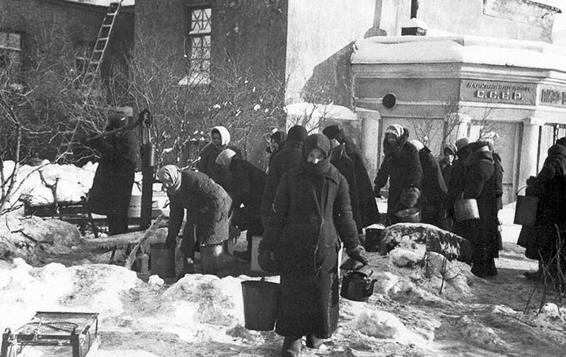 The Sieged City Leningrad, Part II