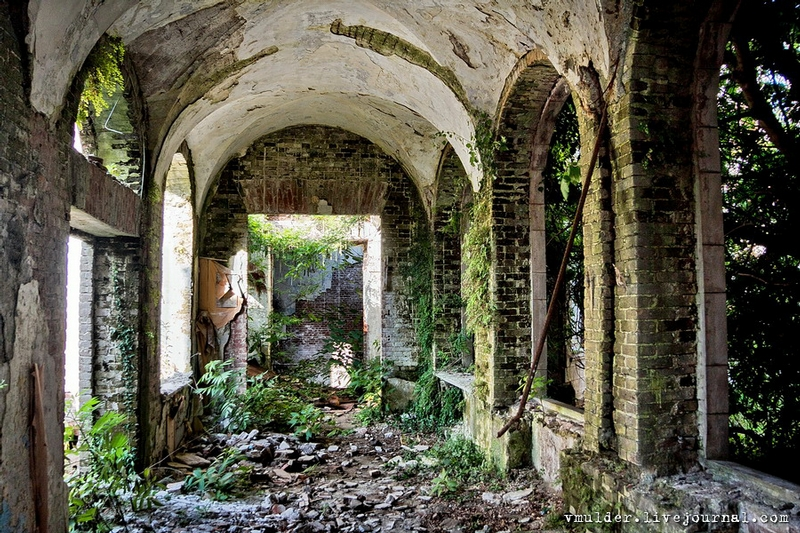 Cool Abandoned Palace