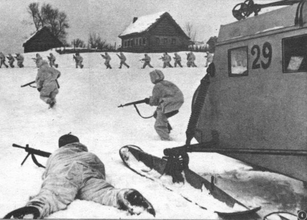 Proper Vehicles For Russian North
