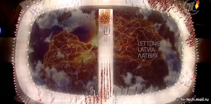 Secrets of the Olympic Opening Ceremony In Sochi