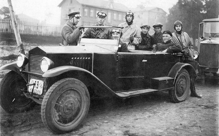 Soviet Concept Cars