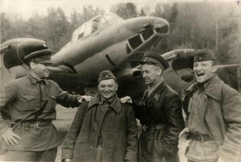 Soviet Aviation of the War Time