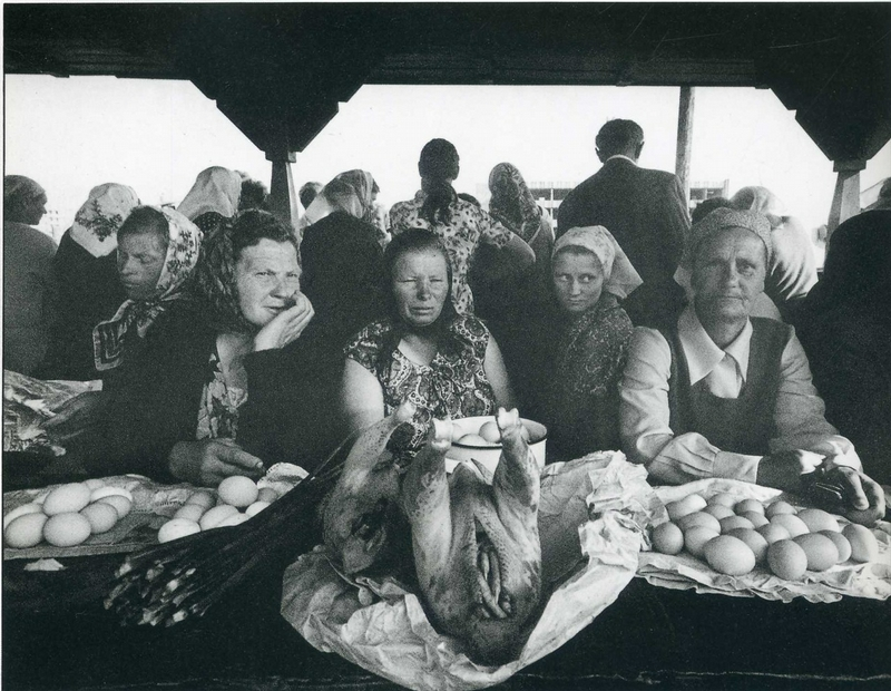 Faces of the Soviet Epoch