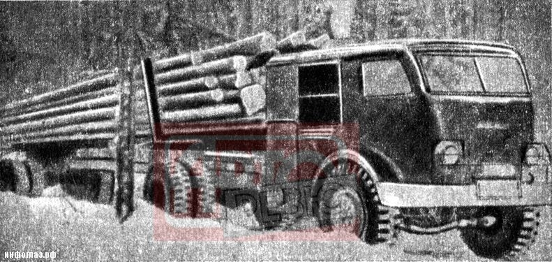 Soviet Steam Car Powered With Wood: The First And The Last