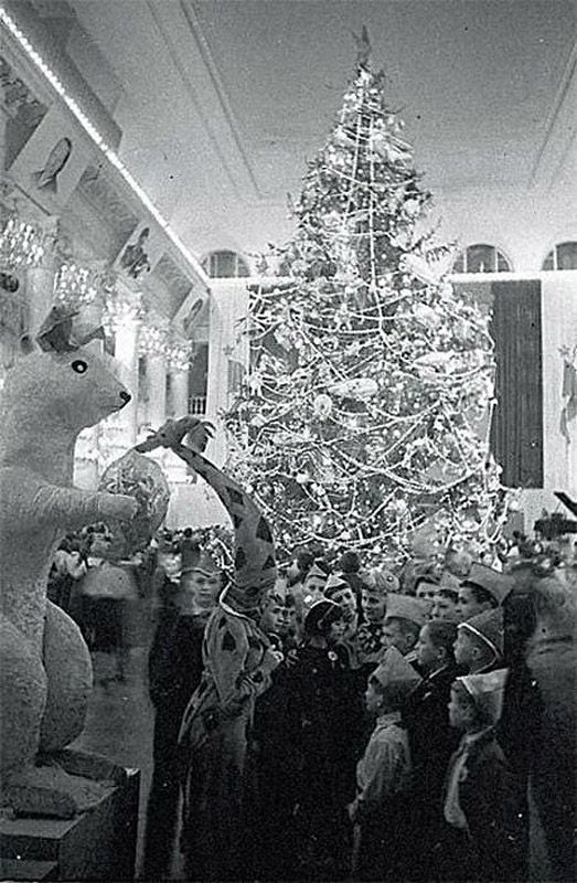 New Year In the USSR