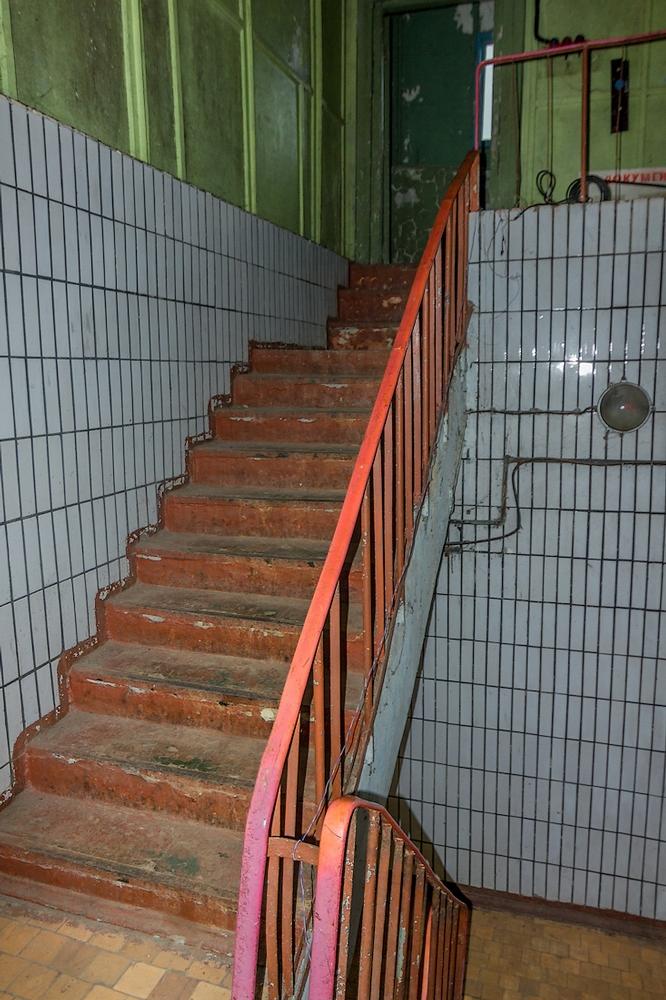 Highly Secret Soviet Communication Center Under the Ground