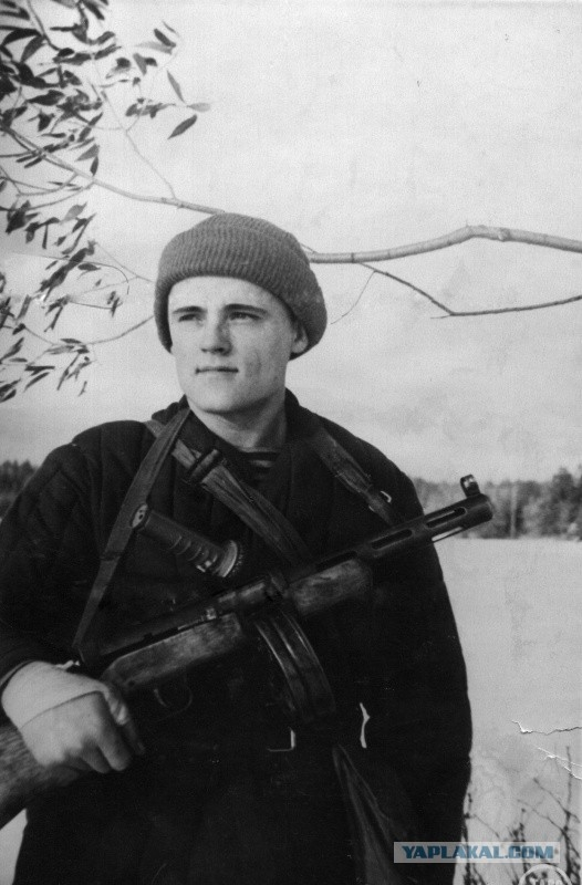 Image of a Soviet Soldier