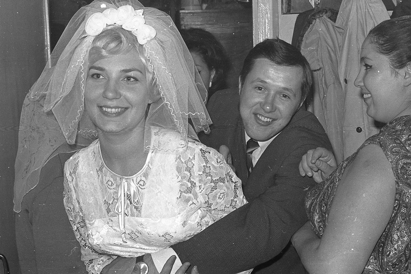 Just Another Soviet Wedding