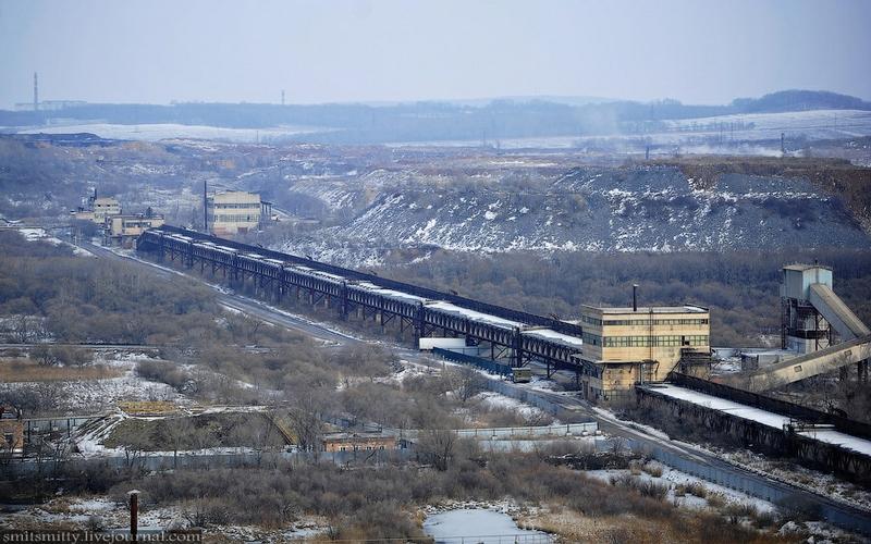 Modern Cement Factory