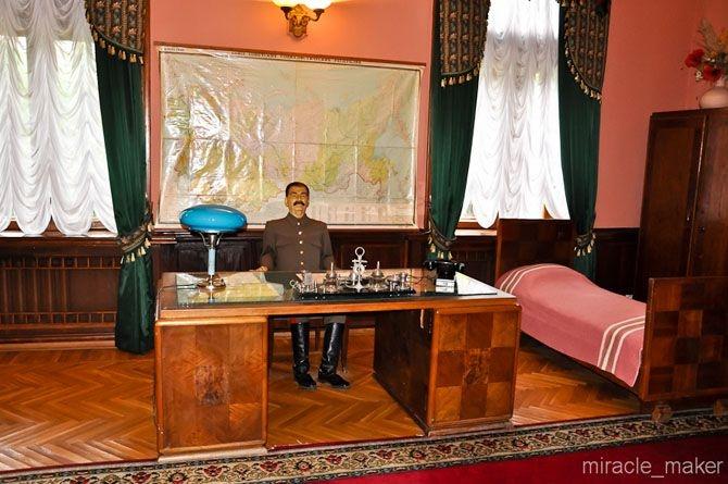 Summer House of Joseph Stalin