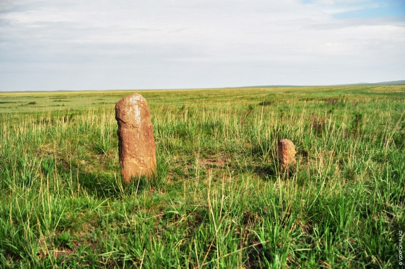 Searching For Stone Warriors of the Past