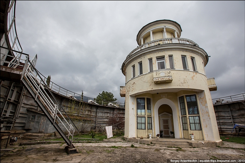 Abandoned Storm Factory of the Crimea