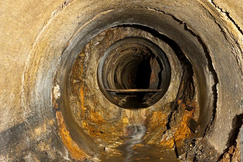 Unknown Underground River