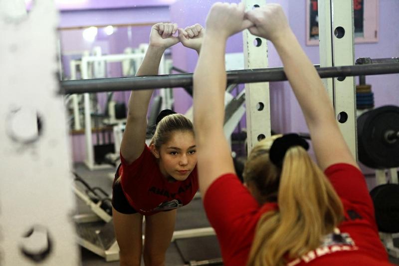 World Strongest Girl