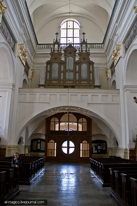 The Cathedral of St. Francis Xavier