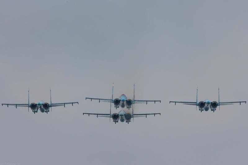 Su 27 Aircrafts Show